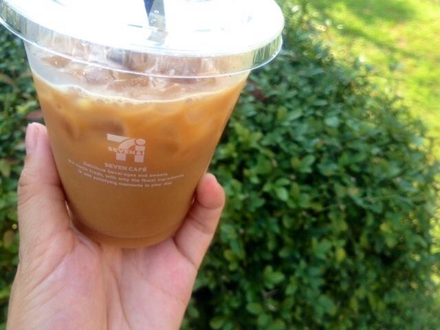 【レビュー】【飲食】セブンイレブン 7カフェ アイスコーヒーレギュラー100円